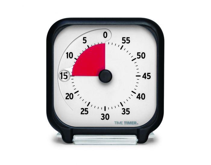 Time Timer Tischmodell neue Version 7,5 x 7,5 cm