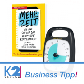 Time Timer Paket Mehr Zeit Buch business