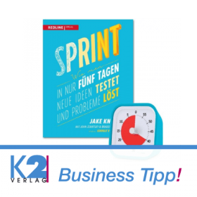 Time Timer Paket Sprint und Buch business